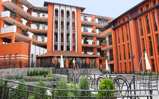 Hotel Complex, Pomorie