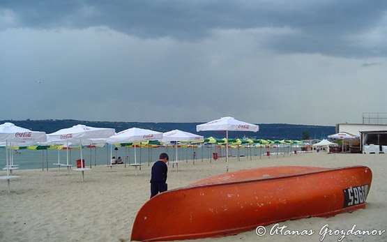 Beach of St Konstantin and Elena